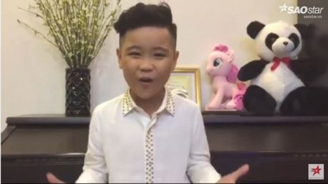 Biet doi The Voice Kids gui loi chuc may man den Ha Lan cho Dong Nhi - Anh 3