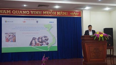 Ung dung cong nghe vao giang day va hoc tap - Anh 1