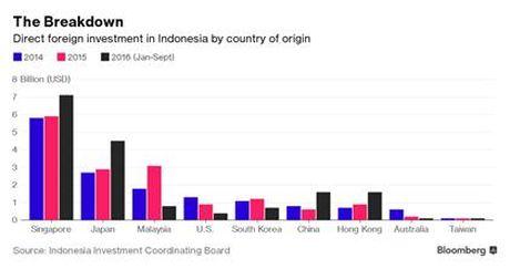 Dau tu truc tiep tu Trung Quoc vao Indonesia tang gap doi - Anh 2