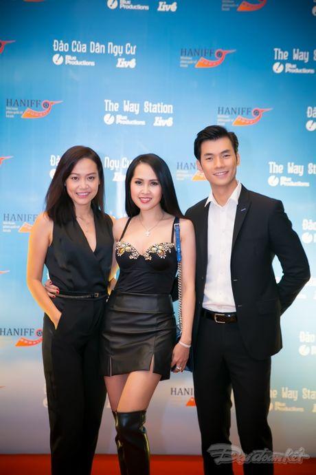Hong Anh dem 'Dao cua dan ngu cu' ra Thu do - Anh 5