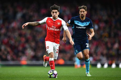 Doi hinh Arsenal - Tottenham du suc vo dich Premier League - Anh 3