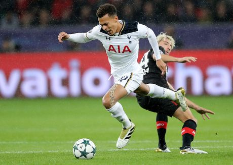 Doi hinh Arsenal - Tottenham du suc vo dich Premier League - Anh 8
