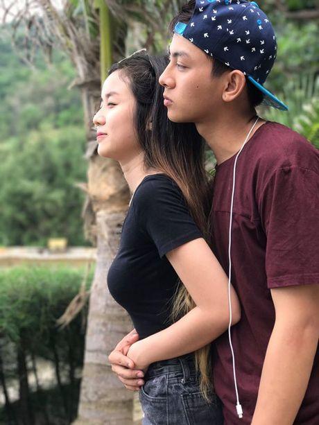 Hoai Lam cong khai yeu chau gai nghe si Bao Quoc - Anh 2