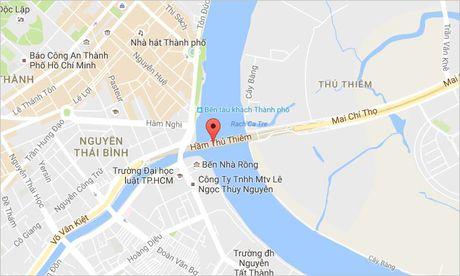 Dong ham Thu Thiem 2 gio de dien tap chua chay - Anh 2