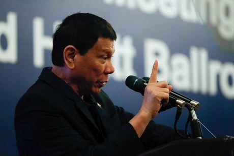 Duterte nhac Obama xem lai dinh nghia pham gia - Anh 1