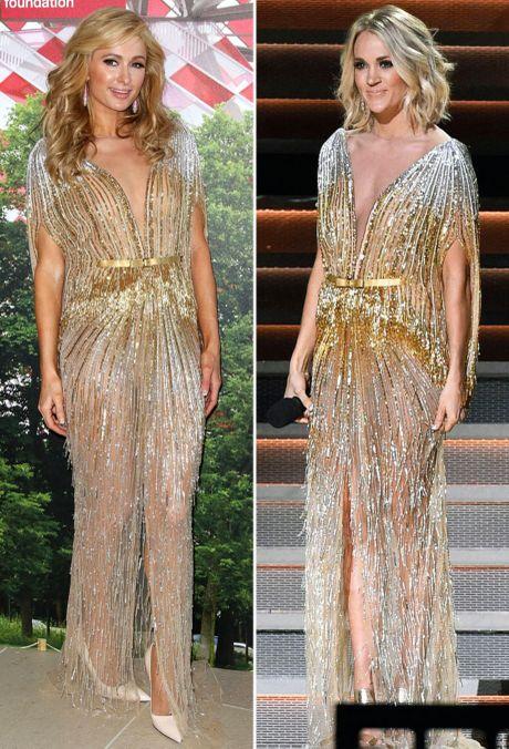My nhan Hollywood thich mac do giong Paris Hilton - Anh 2