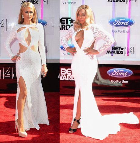 My nhan Hollywood thich mac do giong Paris Hilton - Anh 7