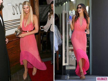 My nhan Hollywood thich mac do giong Paris Hilton - Anh 9