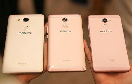 Mobiistar ra mat 3 smartphone thiet ke dep, cau hinh tot, gia hap dan - Anh 2