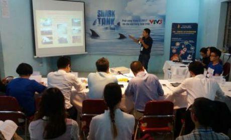 Shark Tank bat dau loc start-up - Anh 6