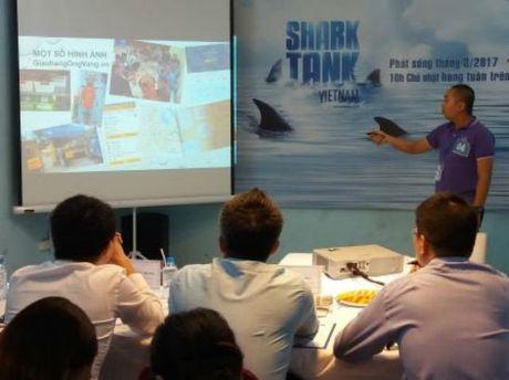 Shark Tank bat dau loc start-up - Anh 7