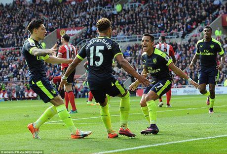 Arsenal: Sau thang hoa la… giong bao - Anh 3