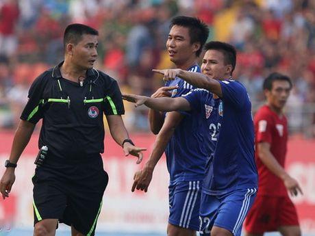QNK Quang Nam 'cach mang' truoc V.League 2017 - Anh 1
