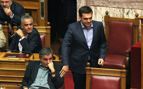 Thu tuong Hy Lap Alexis Tsipras cai to Noi cac - Anh 1
