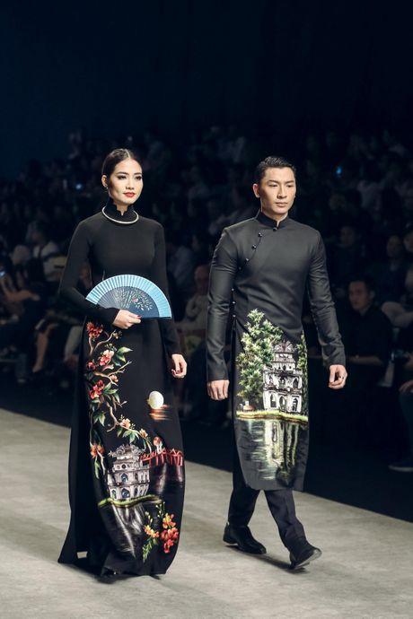 Truong Thi May long lay trong bo suu tap NTK Dinh Van Tho - Anh 9
