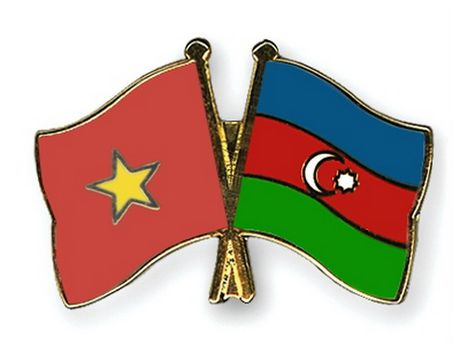 Gap go huu nghi ky niem 24 nam quan he Viet Nam-Azerbaijan - Anh 1