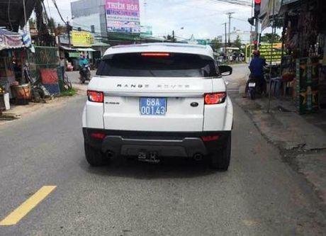 Lanh dao tinh muon xe hop Range Rover: Kho khan lam - Anh 1