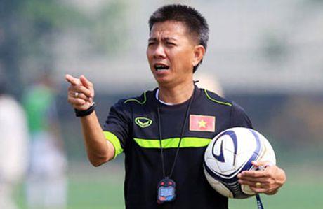 Nhan su o U22 Viet Nam: HLV Hoang Anh Tuan uu tien U19 - Anh 1