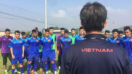 Nhan su o U22 Viet Nam: HLV Hoang Anh Tuan uu tien U19 - Anh 3