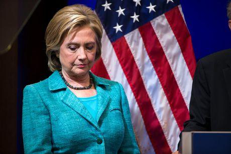 Bau cu My: Ton that lon nhat se den ngay khi ba Clinton gianh chien thang - Anh 1