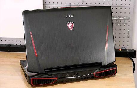 Danh gia laptop choi game: MSI GT83VR Titan SLI - Anh 5