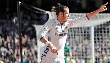 Duoc nang luong, Bale giu loi the doc suc giup Real thang dam Leganes - Anh 1