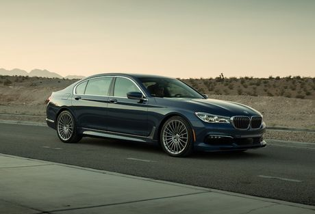 'Soi' ban do Alpina B7 sieu sang the thao tu BMW 7 Series - Anh 1
