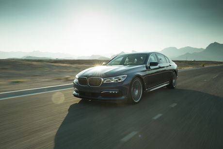 'Soi' ban do Alpina B7 sieu sang the thao tu BMW 7 Series - Anh 7
