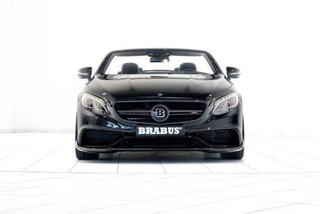 Mercedes S-Class Cabrio - mui tran sieu sang nhanh nhat TG - Anh 2