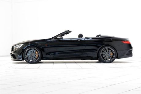 Mercedes S-Class Cabrio - mui tran sieu sang nhanh nhat TG - Anh 3