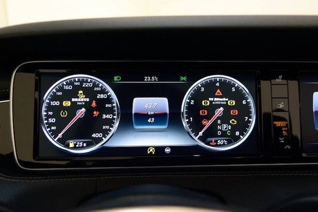 Mercedes S-Class Cabrio - mui tran sieu sang nhanh nhat TG - Anh 5