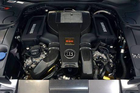 Mercedes S-Class Cabrio - mui tran sieu sang nhanh nhat TG - Anh 6