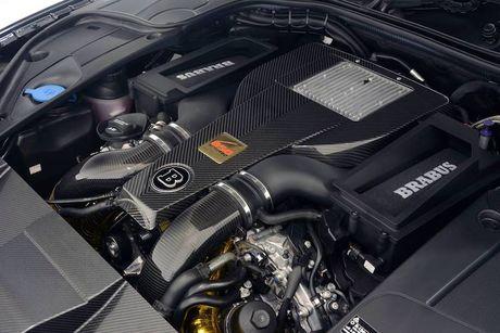 Mercedes S-Class Cabrio - mui tran sieu sang nhanh nhat TG - Anh 7
