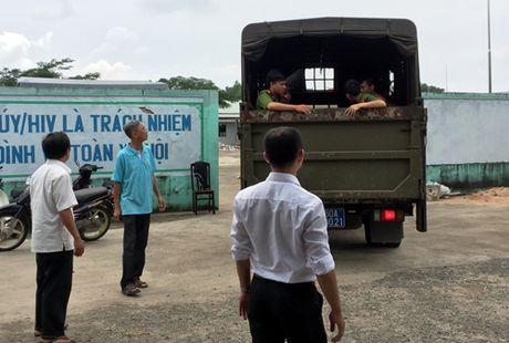 Hang tram hoc vien cai nghien o Dong Nai lai gay hon loan - Anh 2