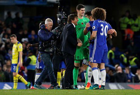 Gianh chien thang 5 sao, Chelsea len ngoi dau Premier League - Anh 1