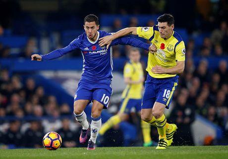 Gianh chien thang 5 sao, Chelsea len ngoi dau Premier League - Anh 2