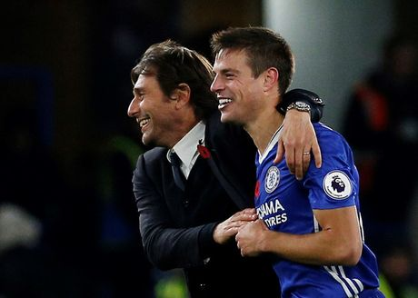 Conte: 'Dieu quan trong la Chelsea da chien thang chinh minh' - Anh 1