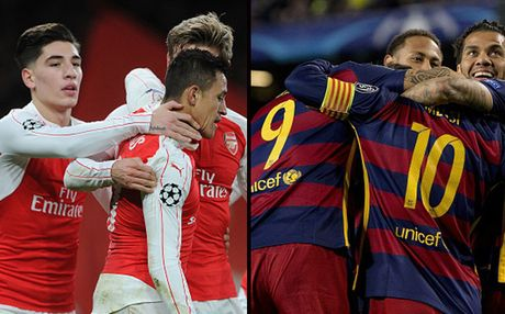 Lich truc tiep bong da ngay 6/11: Nong cung derby London, Barcelona gap kho - Anh 1