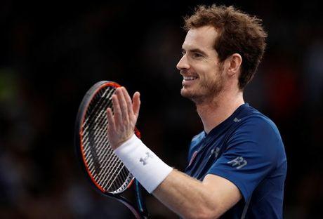 """""""Vua"""" Djokovic mat ngai, Murray len dinh the gioi - Anh 2"""