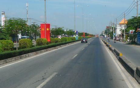 4 phuong an mo rong Quoc lo 22 tu TP HCM di Tay Ninh - Anh 1