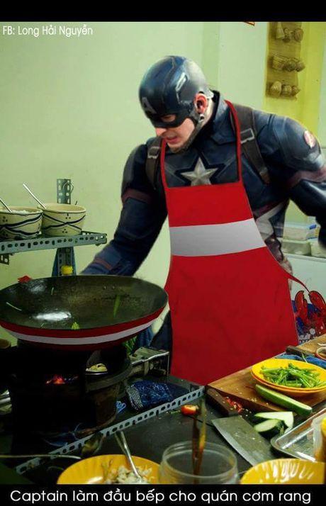 Nghe tay trai khi biet doi Avengers giai nghe - Anh 4