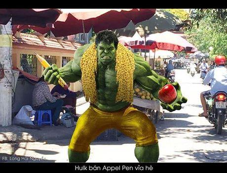 Nghe tay trai khi biet doi Avengers giai nghe - Anh 5