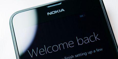 Nokia rao riet chuan bi ra mat hang loat smartphone dau nam moi - Anh 1