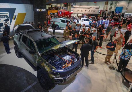 Chevrolet Colorado ZH2 danh rieng cho quan doi My - Anh 2