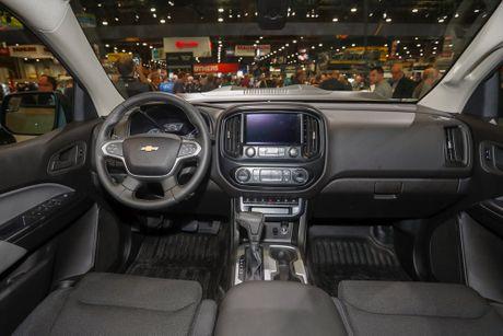 Chevrolet Colorado ZH2 danh rieng cho quan doi My - Anh 3