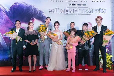 'Su menh trai tim' - cau chuyen tham dam tinh nguoi - Anh 1