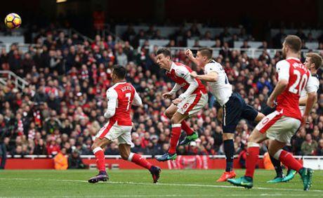 Arsenal - Tottenham: Hoi hop phut chot - Anh 1