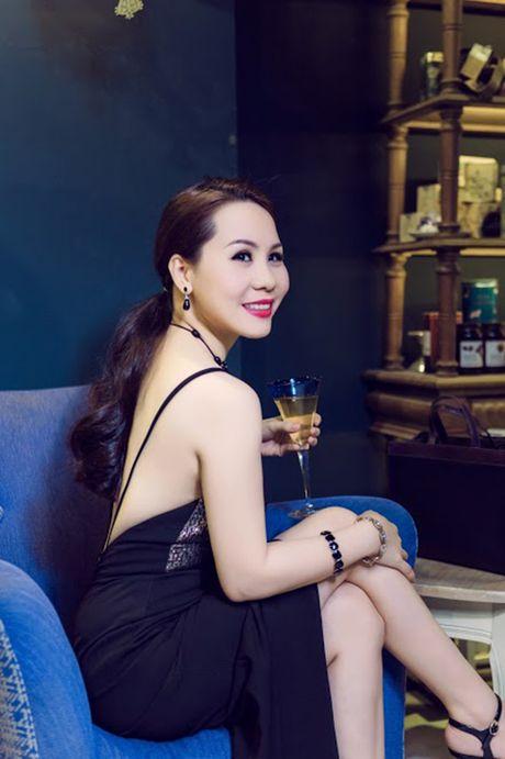 Chiem nguong ve dep quyen ru, day me hoac cua Nu hoang Kim Chi - Anh 1