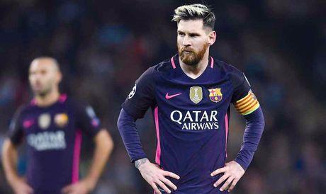 Messi kho doat Qua bong vang 2016 - Anh 1