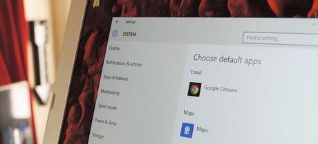 Xu ly loi Windows 10 khong cho dat ung dung mac dinh - Anh 1